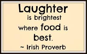 IRish food quote