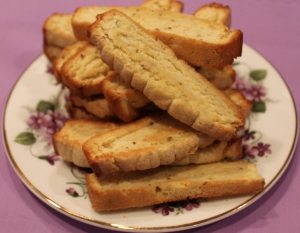 Anise Toast