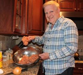 Bill's Meatloaf, April 2014