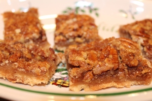 Pecan Pie Squares