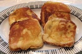 Puffy French Toast