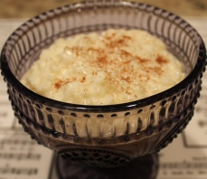 Rice Pudding Americana
