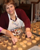 Cookie Making Fun Feb. 2014