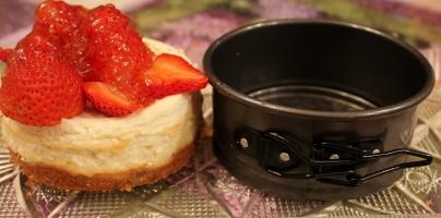 mini cheesecke pan