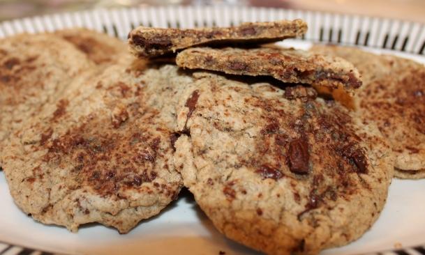 Brown Butter Coffee Chocolate Chunk Cookies