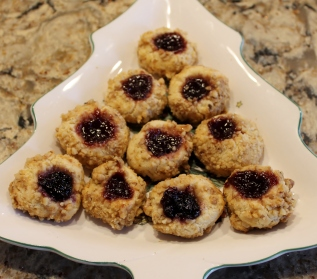 Old Fashioned Thumbprint Cookie Recipes