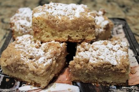 NY Crumb Cake