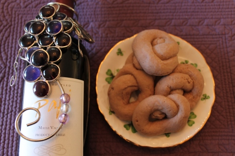 Wine Biscuits