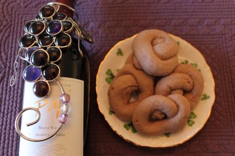 Wine Biscuits